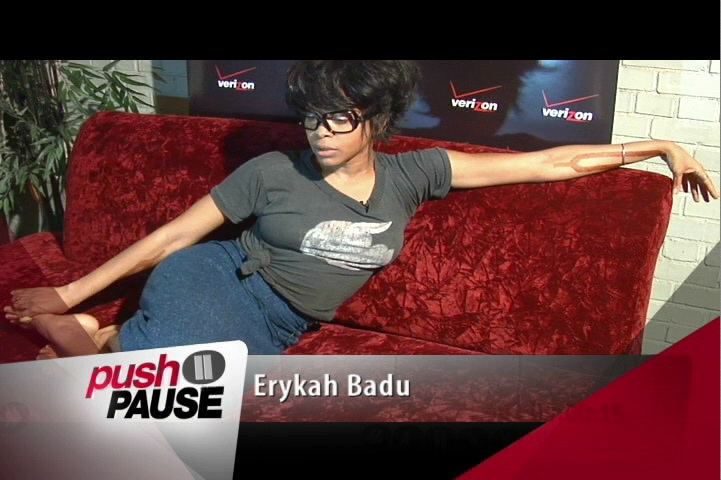 Verizon FiOS 1: Interview with Erykah Badu