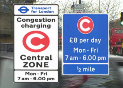 London Traffic Congestion Charge