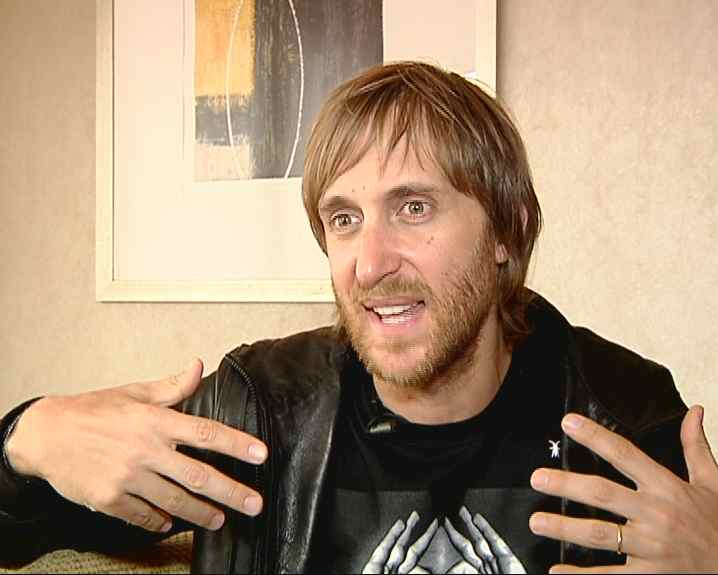 APTN: Mega Music Producer David Guetta